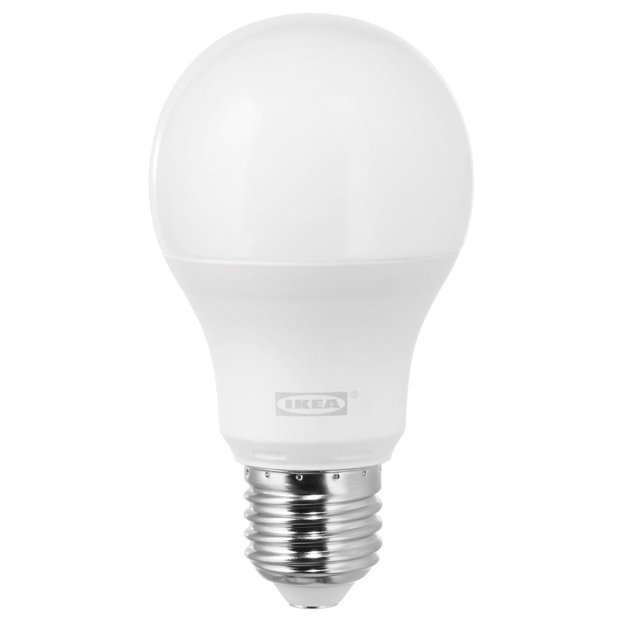 ✅ IKEA LEDARE (003.657.35) E27 Светодиодная лампа 1000 люмен