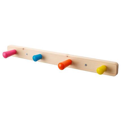 ✅ IKEA FLISAT (702.735.96) Вешалка/4 места