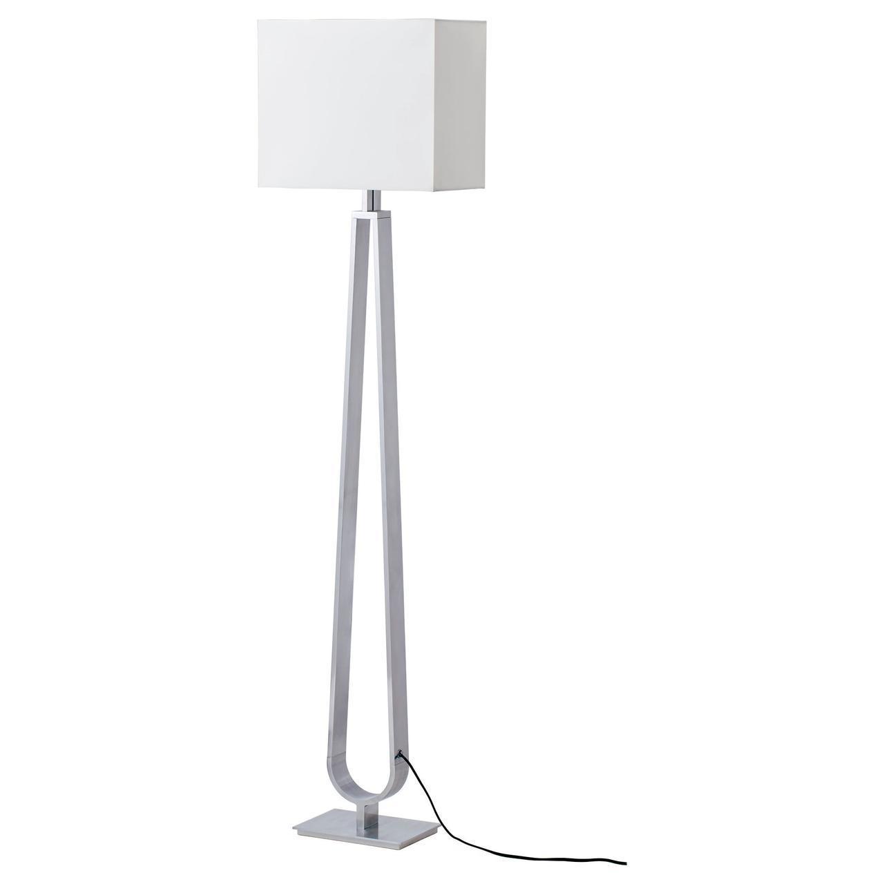✅ IKEA KLABB (102.070.57) Торшер, крем
