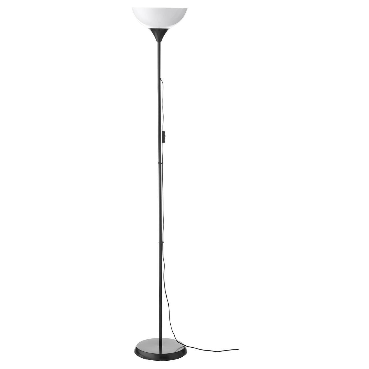 ✅ IKEA NOT (201.398.74) Торшер черный