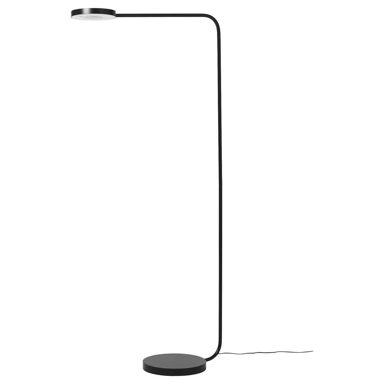 ✅ IKEA YPPERLIG (303.461.23) Торшер, светодиодный, темно-серый