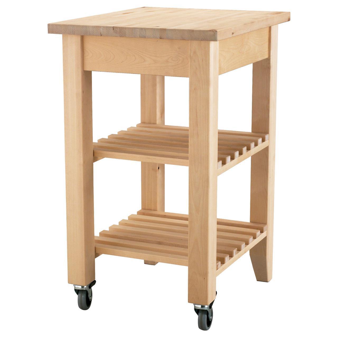 ✅ IKEA BEKVAM (302.403.48) Сервировочный столик