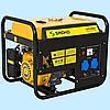 Генератор бензиновый SADKO GPS-3000E (2.5 кВт)