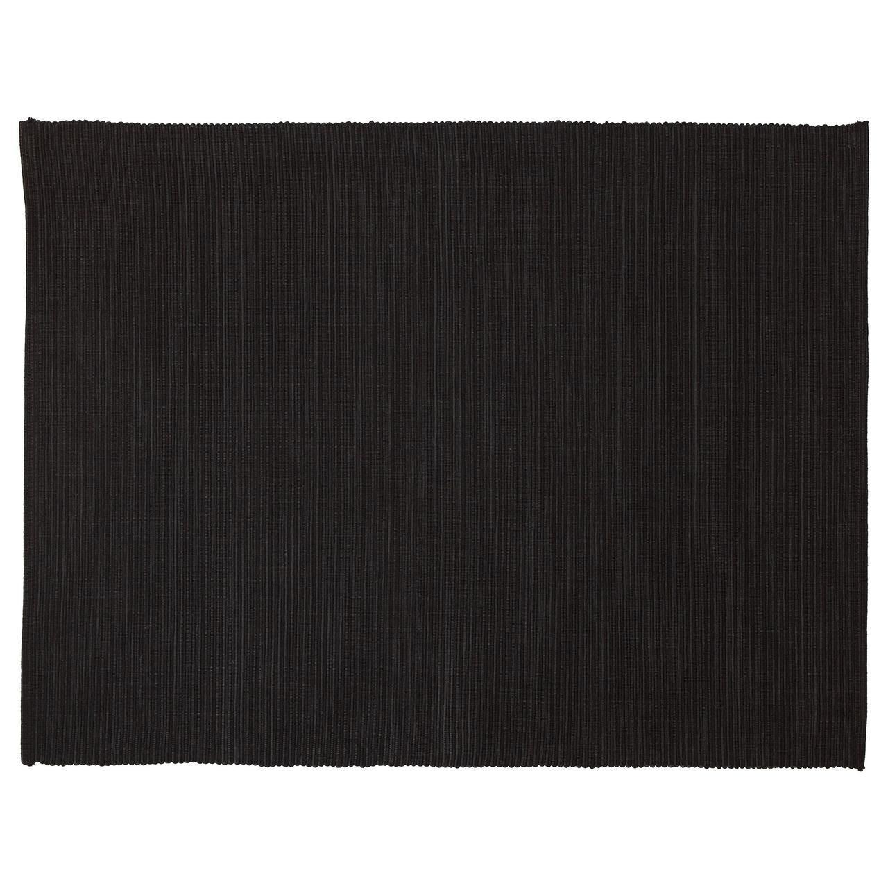 ✅ IKEA MARIT (802.461.83) Салфетка под приборы черная