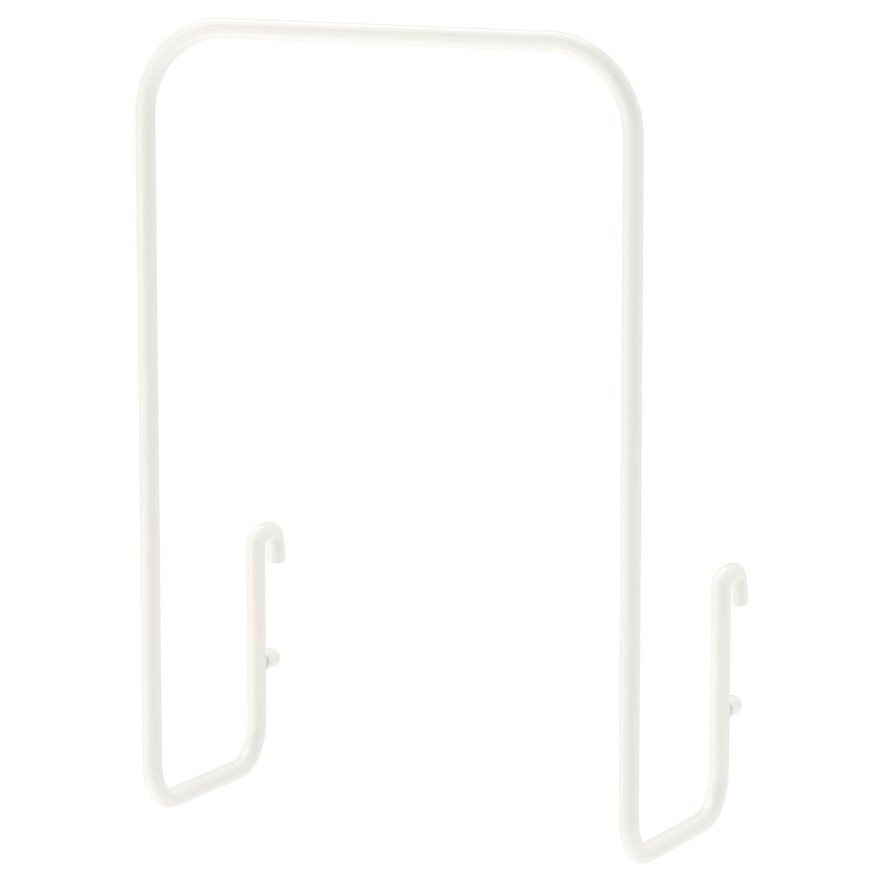 ✅ IKEA SKADIS (403.208.15)  Держатель, белый