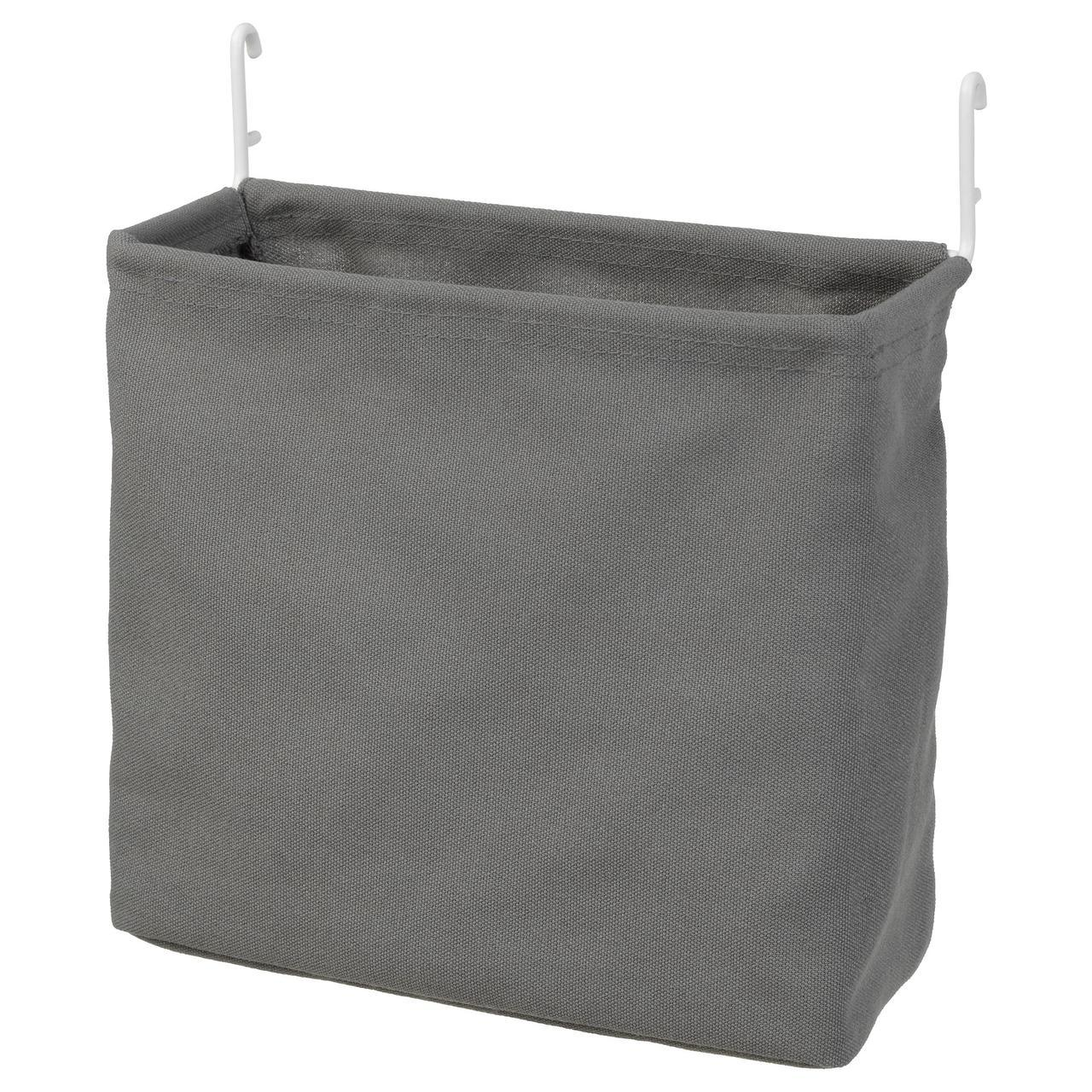✅ IKEA SKADIS (103.208.12) Сумка, белая, серая
