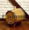 Дубовая бочка (жбан) для алкоголя Fassbinder™ 15 литров