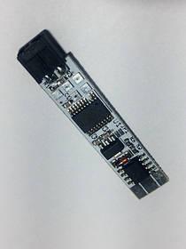 Оптический датчик отражения щелевой торцевой для LED ленты (профиля) SL314.2 12-24V 3А Код.59683