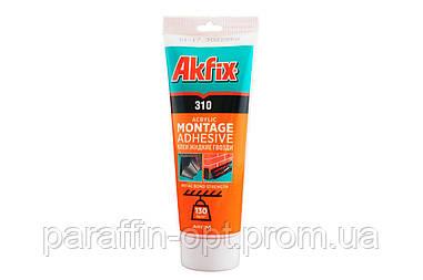 Жидкие гвозди Akfix - тюбик 250 г (310)