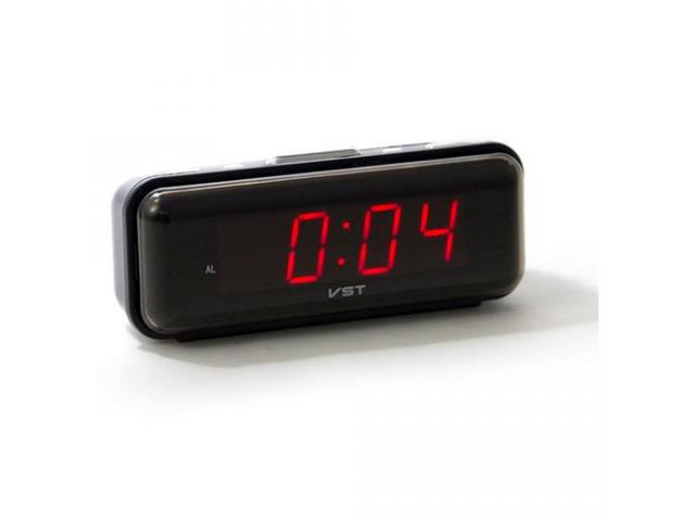 Часы электронные  настольные VST 738-1