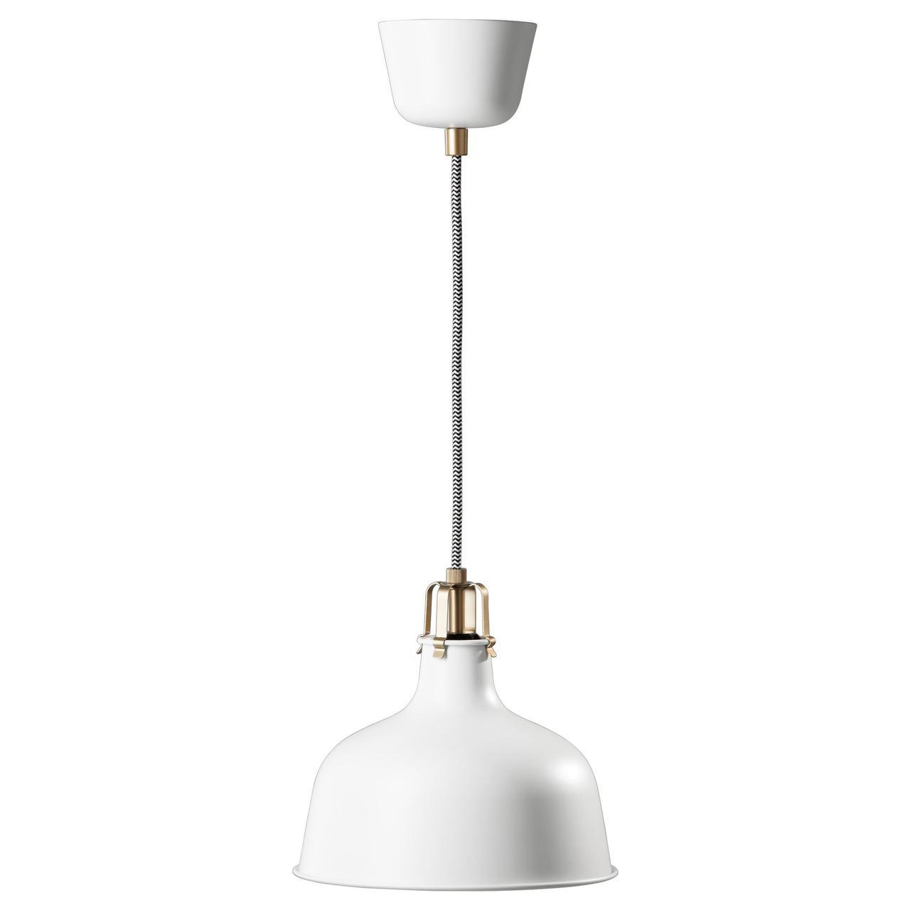 ✅ IKEA RANARP (103.909.61) Подвесная лампа, крем