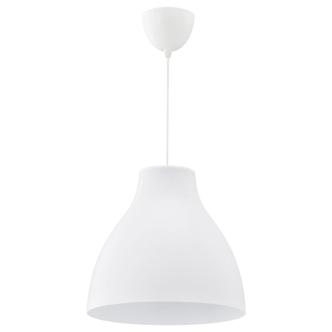✅ IKEA MELODI (103.865.39) Подвесная лампа, белая