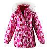 Зимняя куртка для девочек ReimaTec Zaniah 521361 - 4501. Размеры 104 - 128.