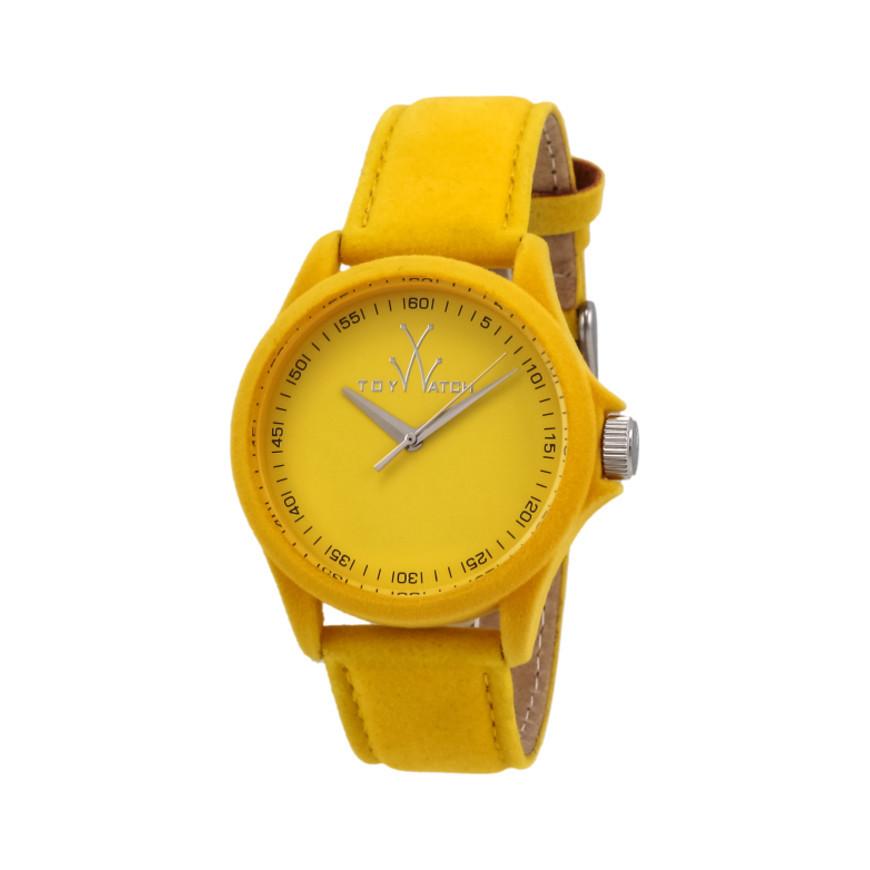 Часы Оригинальные Toy Watch (ToyWatch, Той Вотч) желтые годинник
