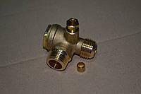 Клапан давления  запорный 4052/3 G1/2X1/2 MM