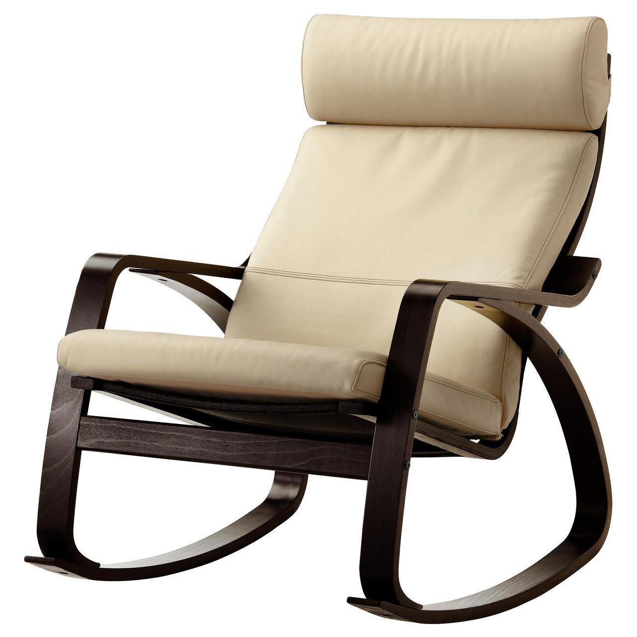 ✅ IKEA POANG (199.008.64) Качающийся стул, Glose Надежный синий