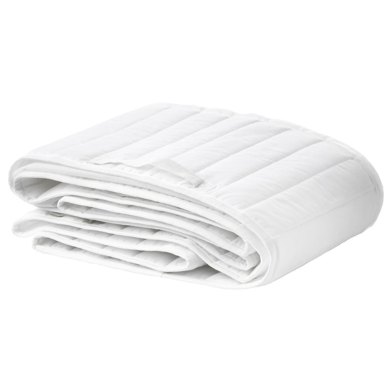 ✅ IKEA LEN (903.730.43) Защитник для кровати, белый
