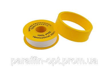 Фум лента PRC- 10 м х 12 х 0,075 мм