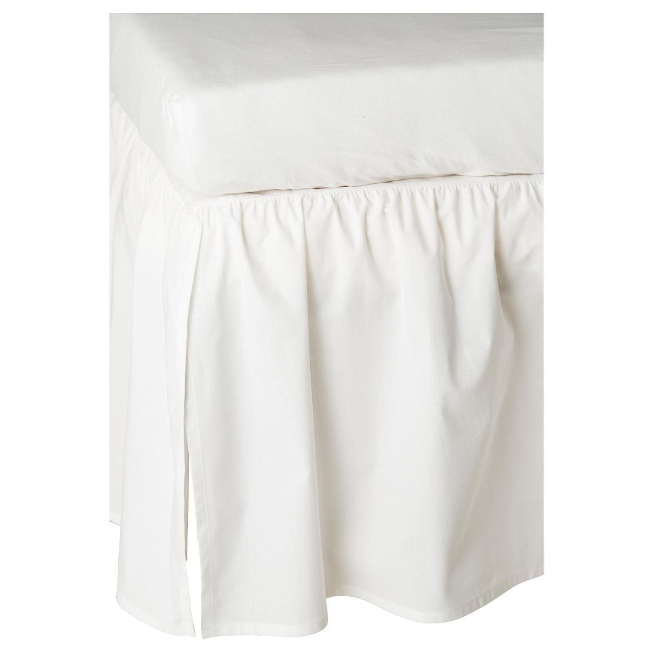 ✅ IKEA LEN (202.959.11) Флаг на кровать, белый