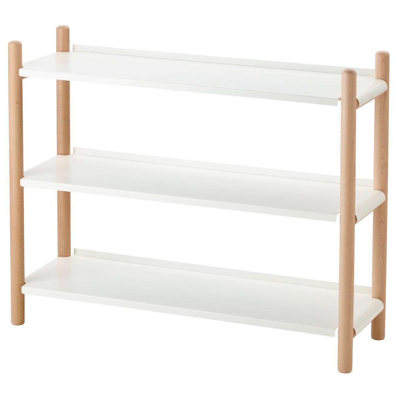 ✅ IKEA IKEA PS 2017 (903.340.56) Набор Полок, бук, белый