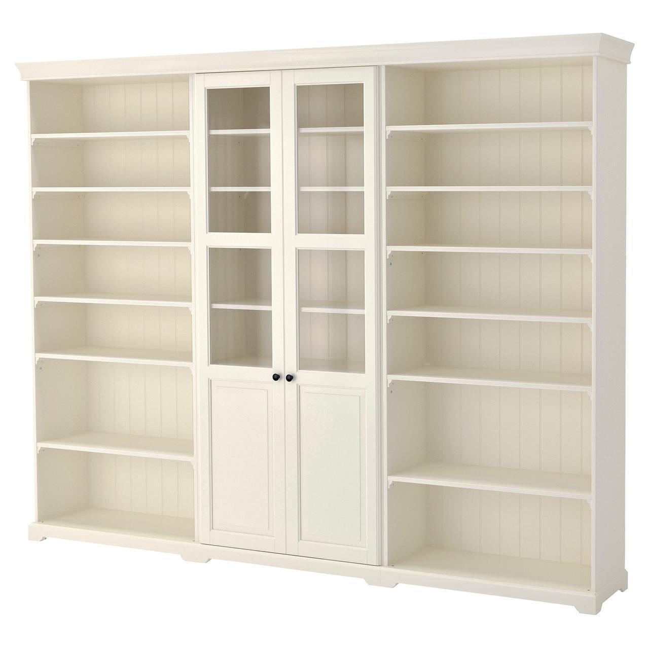 ✅ IKEA LIATORP (990.464.43) Шкаф, белый
