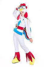 Петух «Бременские музыканты» карнавальный костюм для аниматора размер 46-48