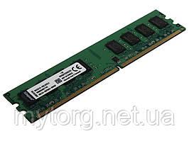Оперативная память 2GB PC2-5300 DDR2 667MHz с чипом Kingston Для INTEL и AMD