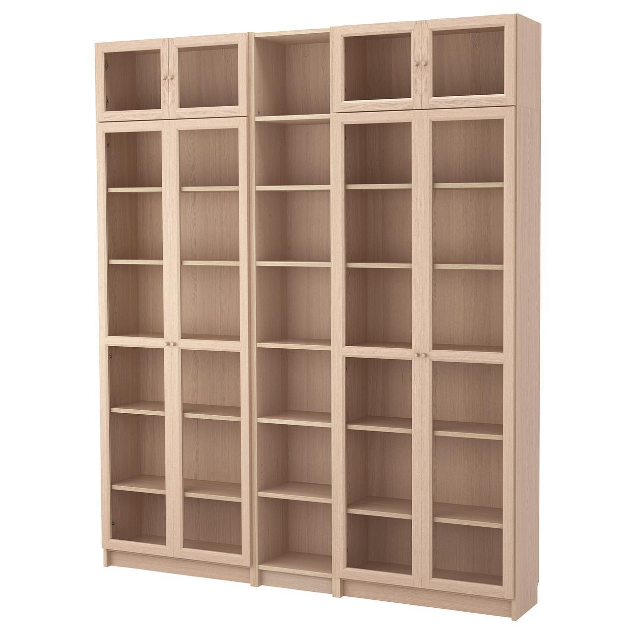 ✅ IKEA BILLY / OXBERG (892.499.69) Книжный шкаф