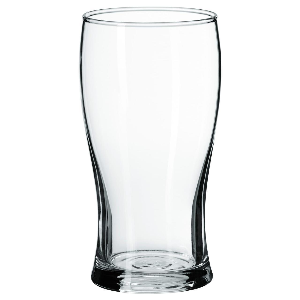 ✅ IKEA LODRAT (502.093.37) Бокал для пива, прозрачное Бокал