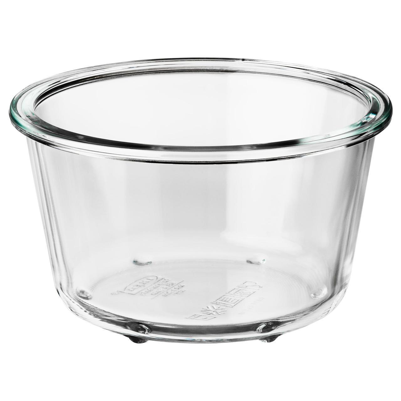✅ IKEA IKEA 365+ (303.591.96) Контейнер для еды, круглый, стакан