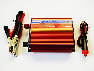 Преобразователь инвертор 500W 12V с вольтметром