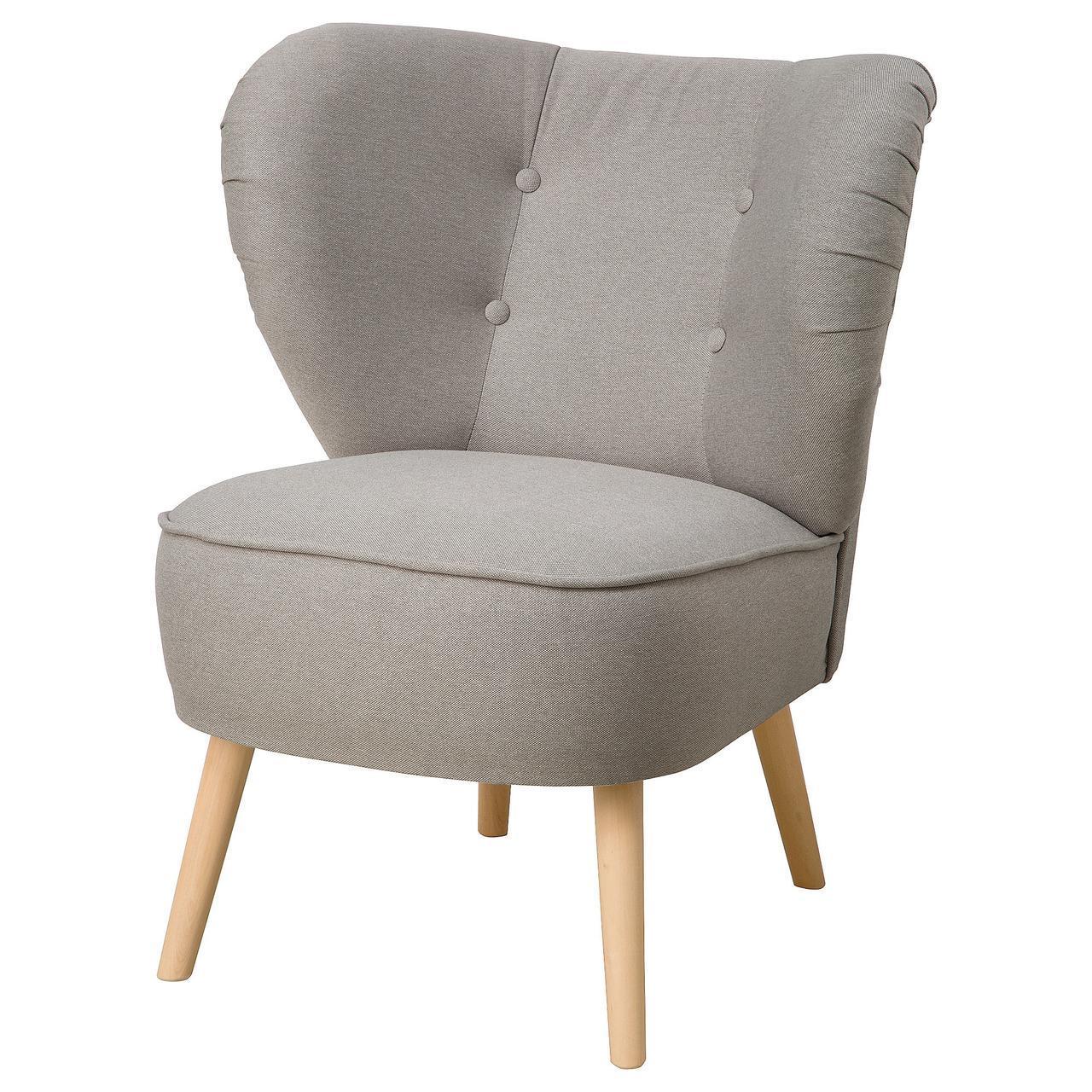 ✅ IKEA GUBBO (703.449.66) Кресло, темно-синий, разноцветный