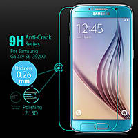 Защитное стекло Premium Tempered Glass 0.26mm (2.5D) для Samsung G920F Galaxy S6