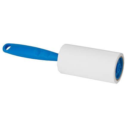 ✅ IKEA BASTIS (904.256.26) Чистящий валик синий
