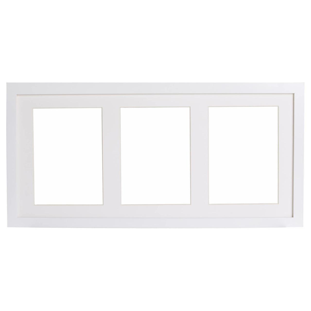 ✅ IKEA RIBBA (203.784.64) Рамка белая