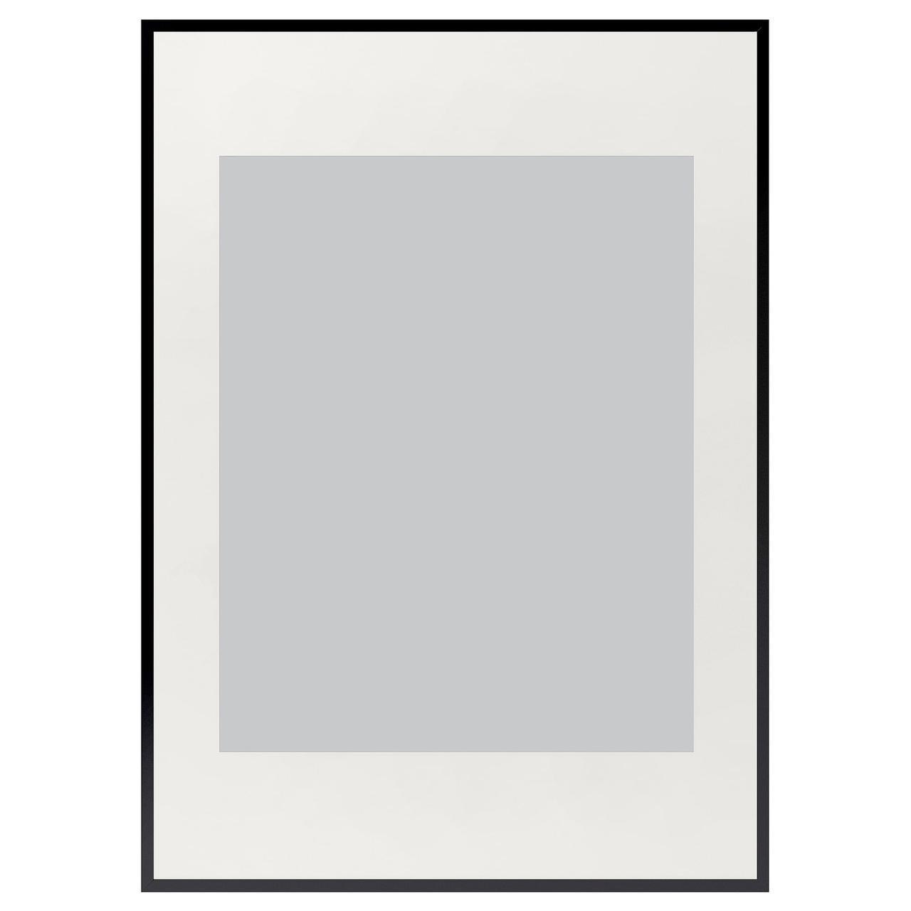 ✅ IKEA LOMVIKEN (702.867.73) Рамка черный