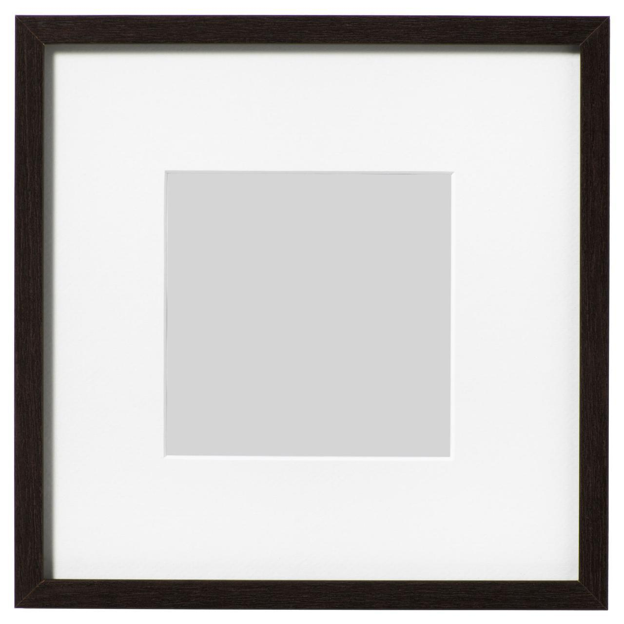✅ IKEA HOVSTA (103.821.69) Рамка для фото темно-коричневый