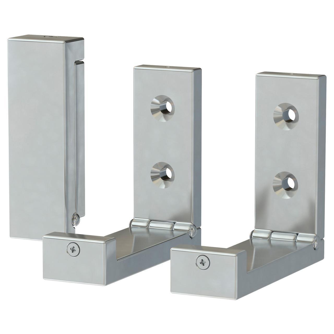 ✅ IKEA BJARNUM (601.525.90) Складной крюк из алюминия