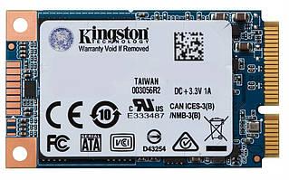 Накопичувач SSD 240GB Kingston UV500 mSATA SATAIII 3D TLC (SUV500MS/240G)