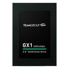 "Накопичувач SSD 960GB Team GX1 2.5"" SATAIII TLC (T253X1960G0C101)"