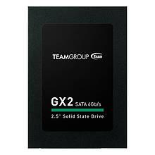 "Накопичувач SSD 256GB Team GX2 2.5"" SATAIII TLC (T253X2256G0C101)"