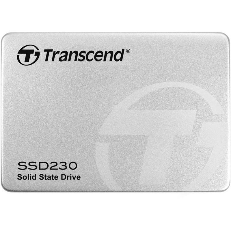"""Накопичувач SSD 512GB Transcend SSD230S Premium 2.5"""" SATA III 3D-V-NAND TLC (TS512GSSD230S)"""