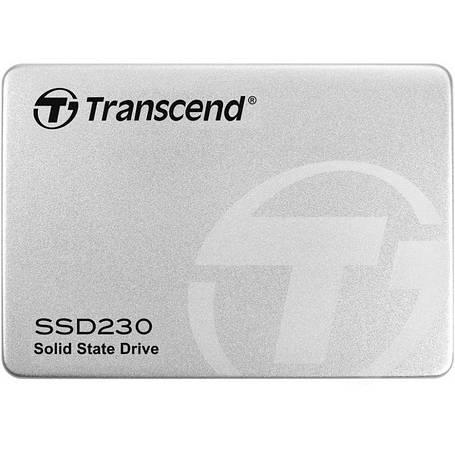 """Накопичувач SSD 512GB Transcend SSD230S Premium 2.5"""" SATA III 3D-V-NAND TLC (TS512GSSD230S), фото 2"""