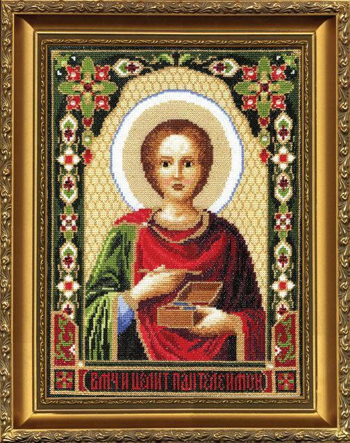Вышивки крестом пантелеймона