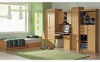 Стенка для детской комнаты «Юниор», Детская мебель