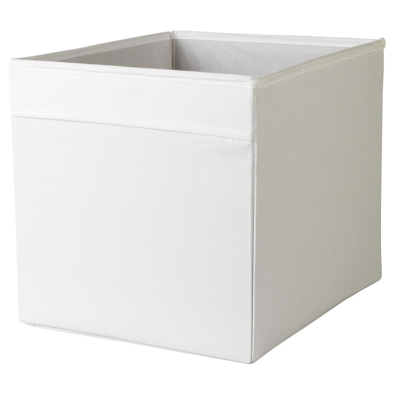 ✅ IKEA DRONA (402.179.55) Ящик-Коробка, белая