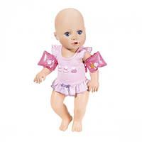 Интерактивная кукла BABY ANNABELL - НАУЧИ МЕНЯ ПЛАВАТЬ 700051