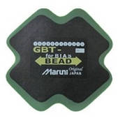 Tire Patch, 80mm, 2 Ply,