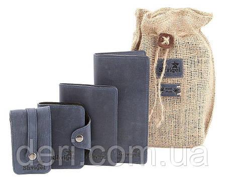 Стильный набор кожаных аксессуаров, фото 2