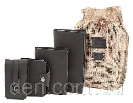 Отличный подарочный набор из кожаных аксессуаров, фото 2